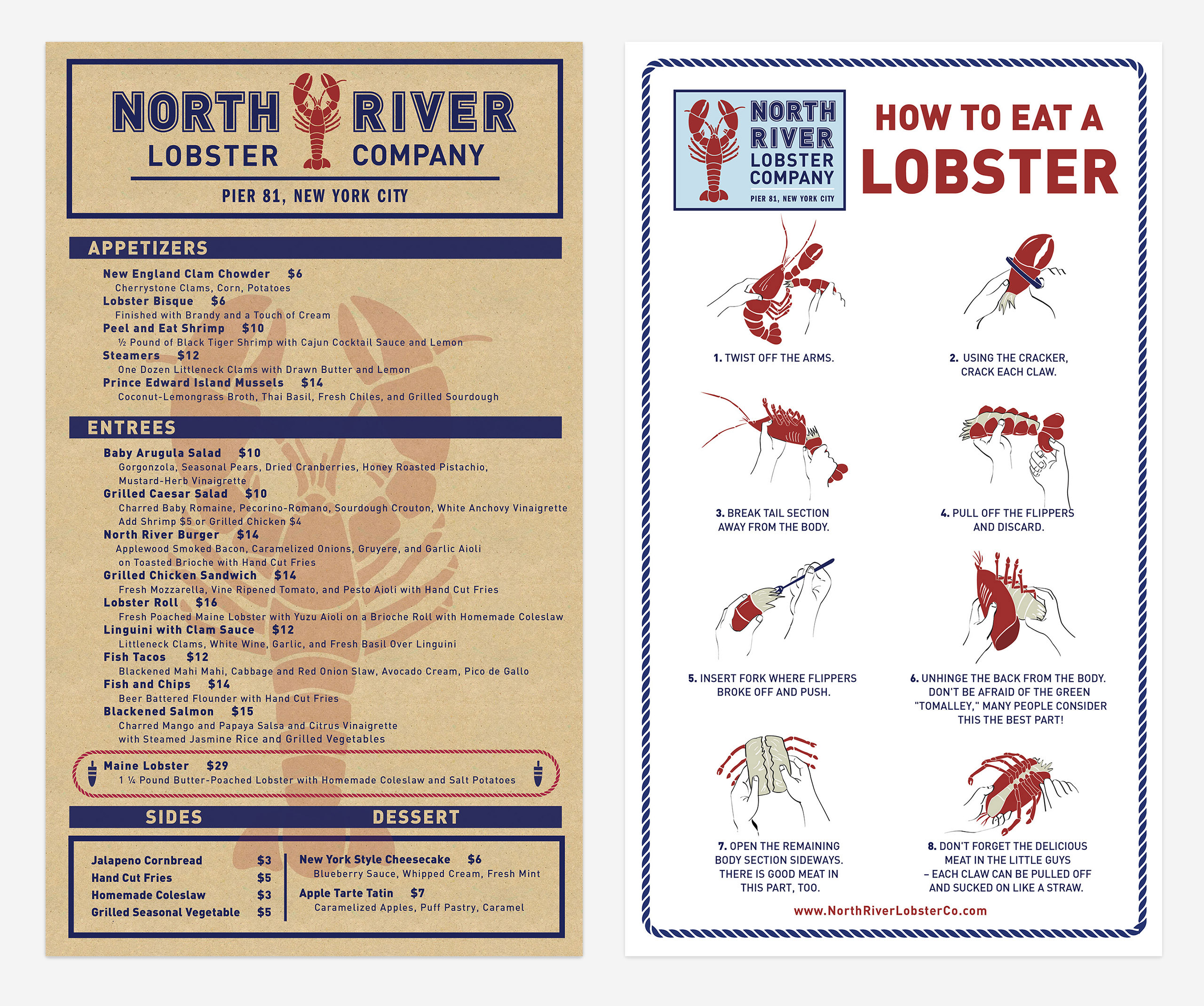 north_river_menus